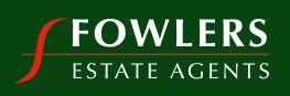 Folwers estate agents logo